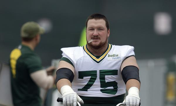 Green Bay Packers left tackle Bryan Bulaga could miss the entire 2013 season because of a knee injury.