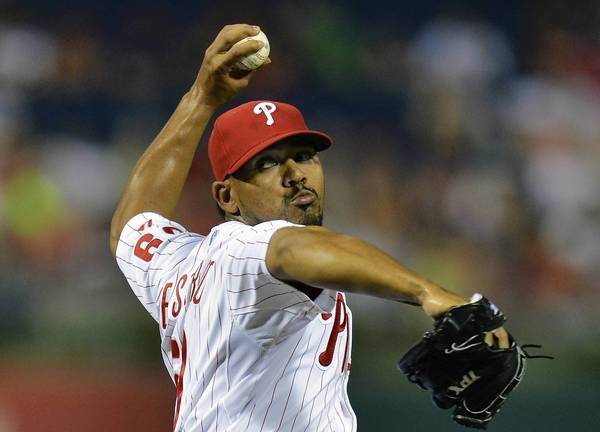 Reliever Antonio Bastardo was arguably the best option out of the bullpen for the Phils with a 3-2 record, two saves and a 2.32 ERA