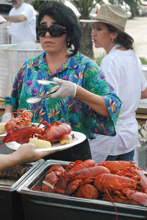 Newport Dunes Waterfront Resort hosts the fifth annual Lobsterfest on Aug. 10. Proceeds benefit Leadership Tomorrow and the Make-A-Wish -- Orange County and the Inland Empire..