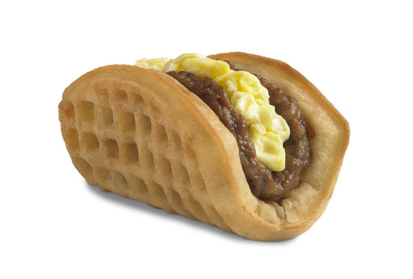 Taco Bell expands its waffle taco test.