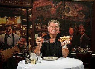 Mike Ditka has partnered with Viena Beef to launch Ditka Sausages.