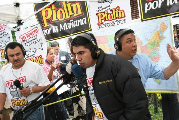 "Eddie ""Piolin"" Sotelo issued a statement denying allegations that he created a hostile work environment."