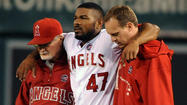 Angels' Howie Kendrick avoids disabled list — for now