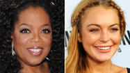 Oprah: Lindsay Lohan is 'in the best place I've ever seen her'