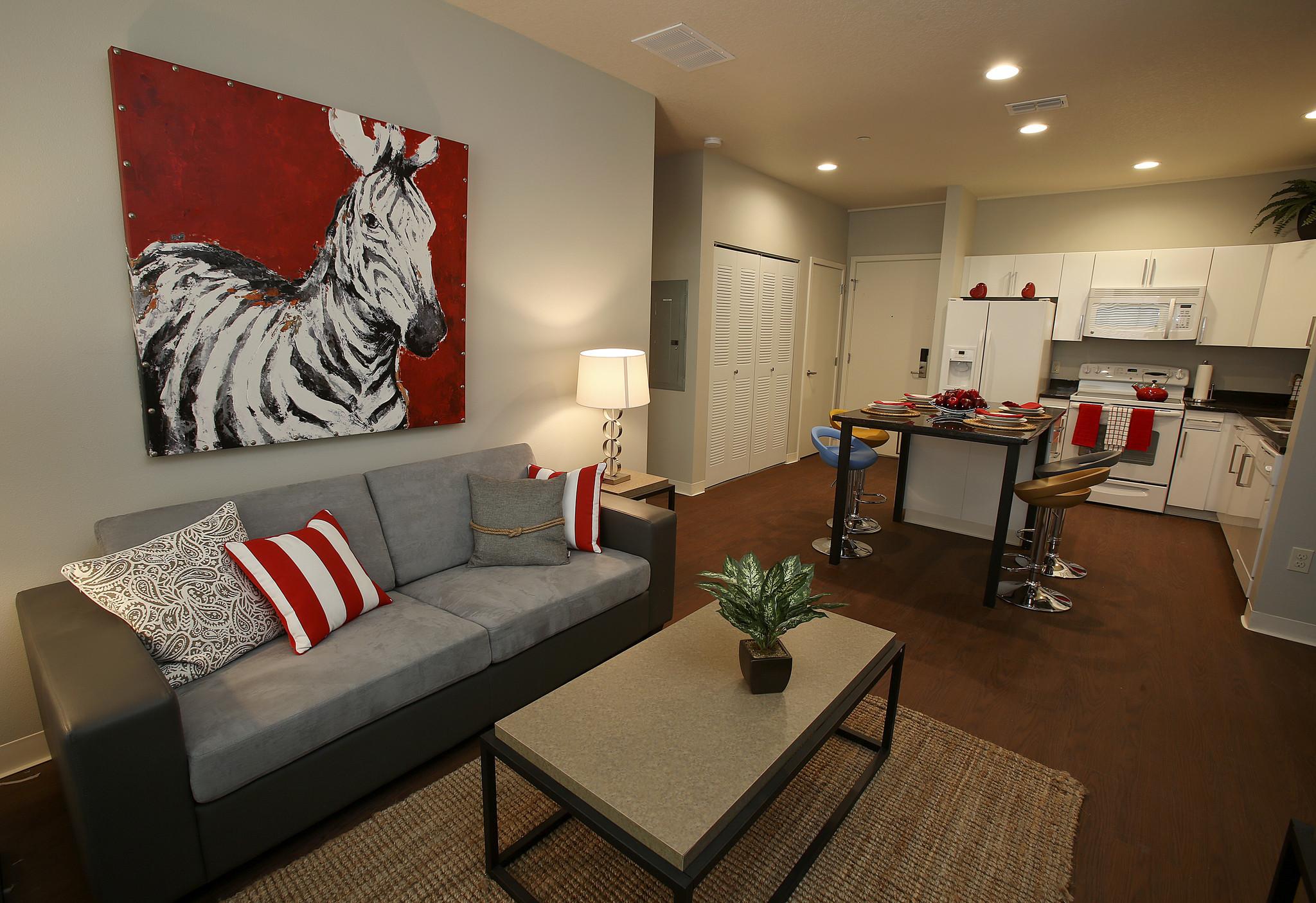 Langston University Dorm Rooms