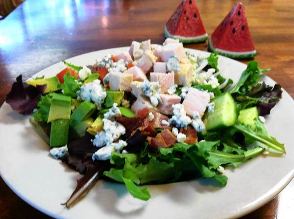 Food find: Cobb salad at Momo's Cafe