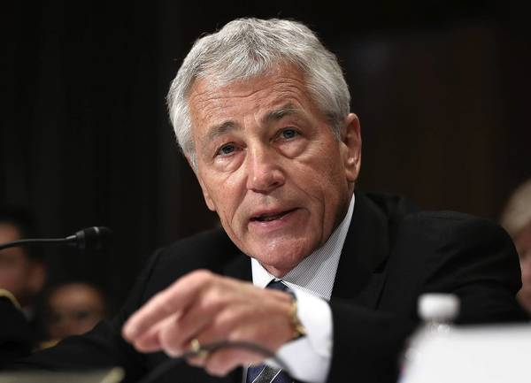 "Defense Secretary Chuck Hagel says that while Pentagon workers' furloughs were briefer than expected, mandatory budget cuts had ""seriously reduced military readiness"" by forcing cuts in military maintenance and training."