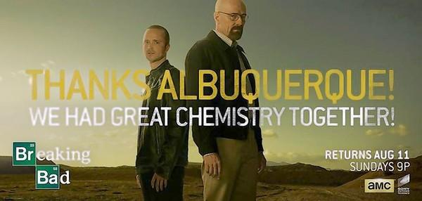 'Breaking Bad' in Albuquerque, New Mexico