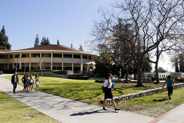 Noted for its highly selective admissions, Claremont McKenna tied with Vassar College as the nation's 10th-best liberal arts college in U.S. News & World Report's 2013 rankings. The campus enrolls about 1,250 students; annual tuition and fees top $44,000.