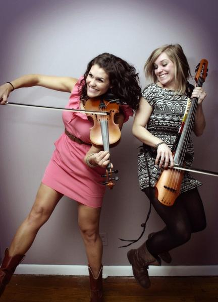 Moxie Strings performs Saturday, Aug. 10, at Aten Place barn in Boyne Falls.