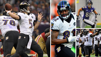 Five Baltimore Ravens stats that stand out this week