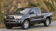 Toyota recalls 342,000 Tacoma trucks to fix issue with seat belts