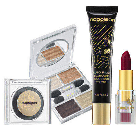 Makeup from the new Napoleon Perdis Cinderella collection is designed to deliver a radiant look.