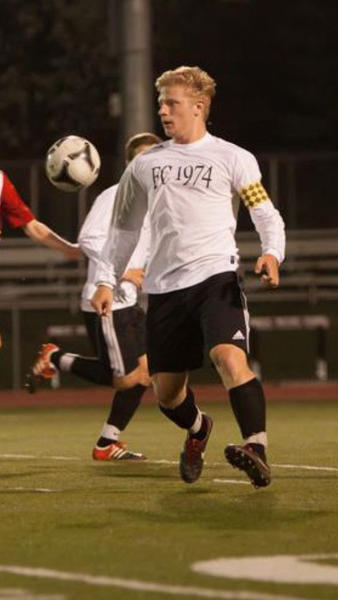 After earning a number of honors, Libertyville soccer player Lloyd Chatfield was voted captain by his teammates.