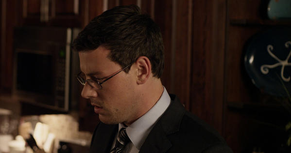 "Cory Monteith appears with Karine Vanasse in ""All the Wrong Reasons,"" which will debut at the Toronto International Film Festival."