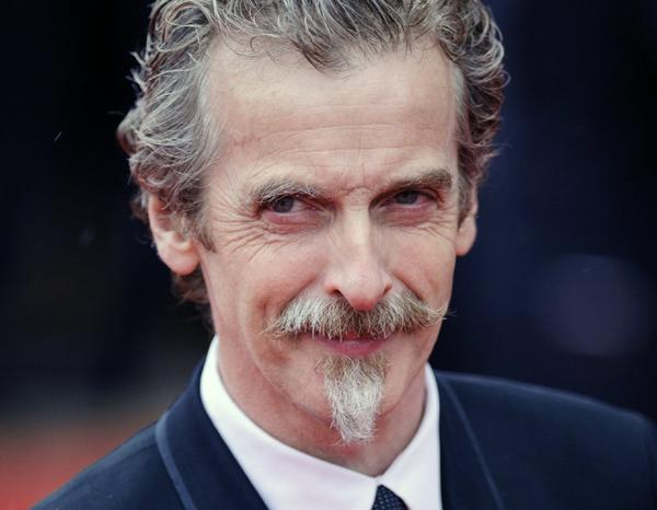 "Peter Capaldi will take over the title role in the long-running sci-fi series ""Doctor Who"" in December."