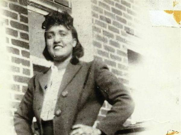 Henrietta Lacks is pictured in this undated photo.
