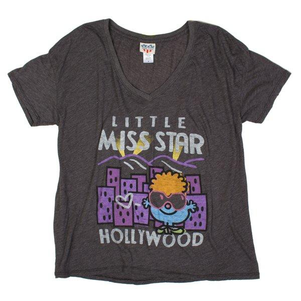Little Miss Star Hollywood is among the tees that will be featured at the Mr. Men Little Miss relaunch party at Ron Robinson/Fred Segal.