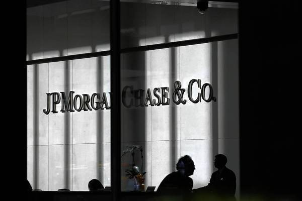 Federal prosecutors have told JPMorgan Chase & Co., the nation's largest bank, that certain of its subprime mortgage-backed securities offerings broke the law.