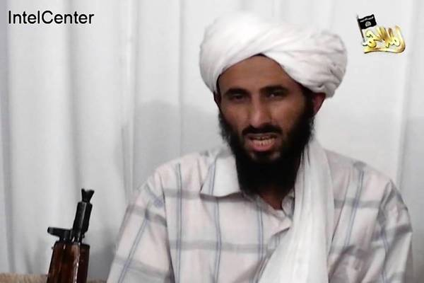 Al Qaeda in the Arabian Peninsula is headed by Nasser Wuhayshi, seen in an image taken from 2009 video. Wuhayshi is a former aide to Osama bin Laden.