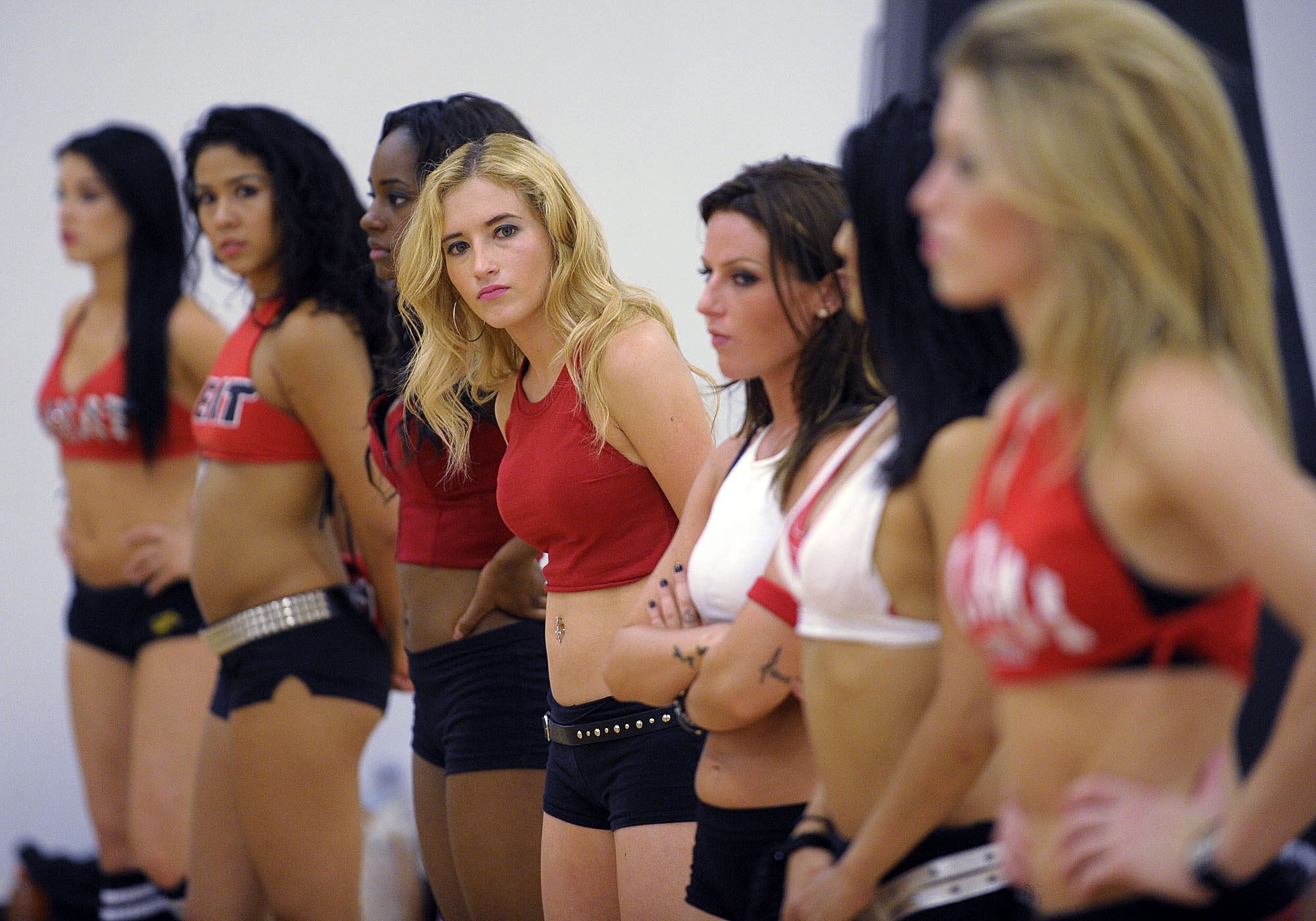 Heat Dance Team Selected - Boot Camp