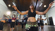 Class of the Month: Belly dancing at Mobtown Ballroom
