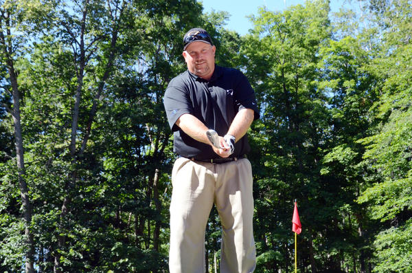 Boyne Mountain PGA professional Mike Fay addresses topping the ball in this weeks question and answer Ask the Pro session with News-Review sports writer Drew Kochanny.