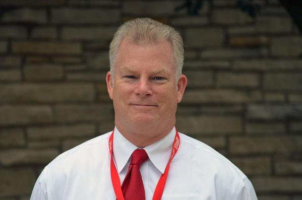 Homewood-Flossmoor High School Athletic Director Alec Anderson, 54, was found unresponsive next to a treadmill at the school Wednesday night.