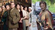 'Walking Dead' vs. 'Downton Abbey' quiz