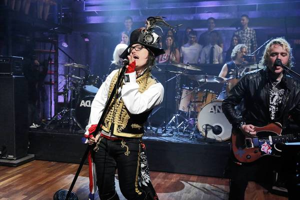 Adam Ant will perform Aug. 10 at Hard Rock Live in Orlando.