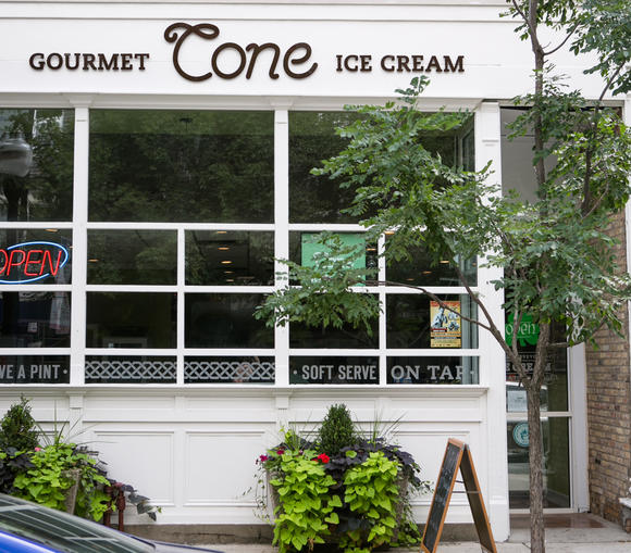 Cone Gourmet Ice Cream