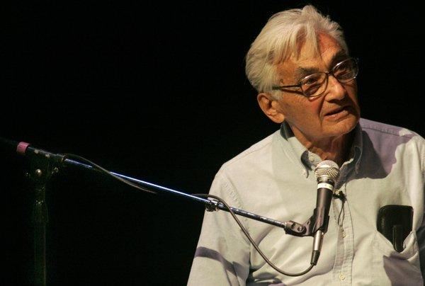 "The late historian Howard Zinn wrote ""A People's History of the United States"" as an alternative take on America's past. Zinn, seen in 2005, sought to give voice to the vanquished, telling the story of U.S. history from the perspective of slaves, Indians, laborers and women."