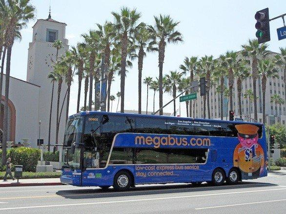 Megabus returned to the L.A. market last year and next week will begin service between Burbank and Bay Area cities.