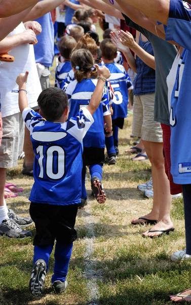 The trend in recent years has been toward higher and higher spending on youth sports.
