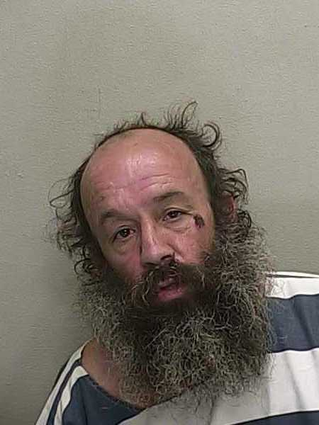 Scott Elwyn Hebert, 45, of Ocala told deputies he walked westbound in the middle of U.S. Highway 25 in the eastbound lane just for entertainment, a report said.