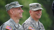 Foley takes over as Fort Meade commander