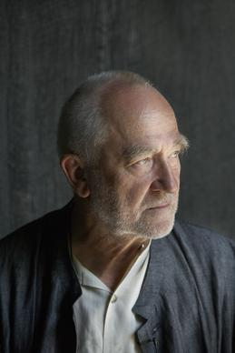 Architect Peter Zumthor in 2011 at Serpentine Pavilion.