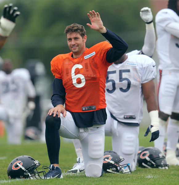 RedEye columnist Alex Quigley believes Bears quarterback Jay Cutler is due for a BIG year.