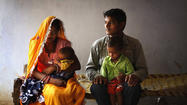 Fertility rates fall, but global population explosion goes on