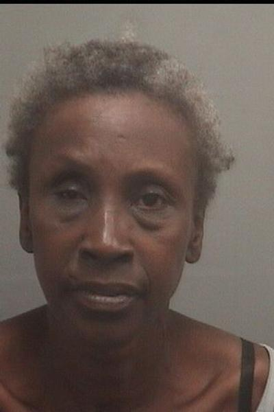 Judy Washington, 50, of Delray Beach, tried to break into a house on Aug. 7, 2013, according to a Delray Beach police arrest report.