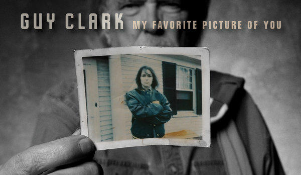 "The cover of Guy Clark's ""My Favorite Picture of You.'"