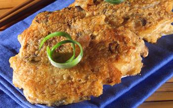 Mung Bean Cakes (Noktu Puchimgae)