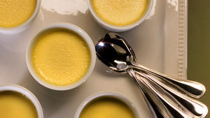 Ginger Pot de Creme
