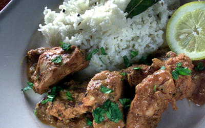 Tandoori Spiced Chicken