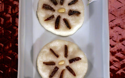 Flower Rice Cakes (Hwa-jon )
