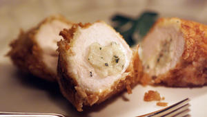 "Risotto chicken ""Kiev"""