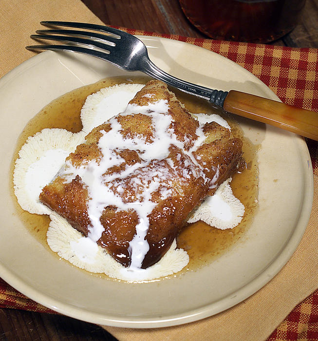Brown Sugar Pudding