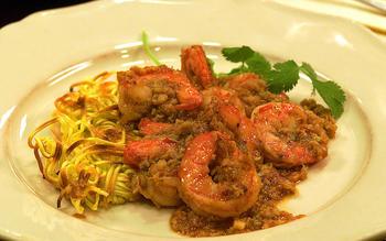 Sichuan shrimp and crab