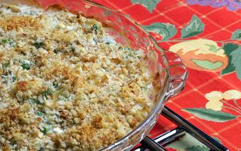 Homey Tuna Noodle Casserole