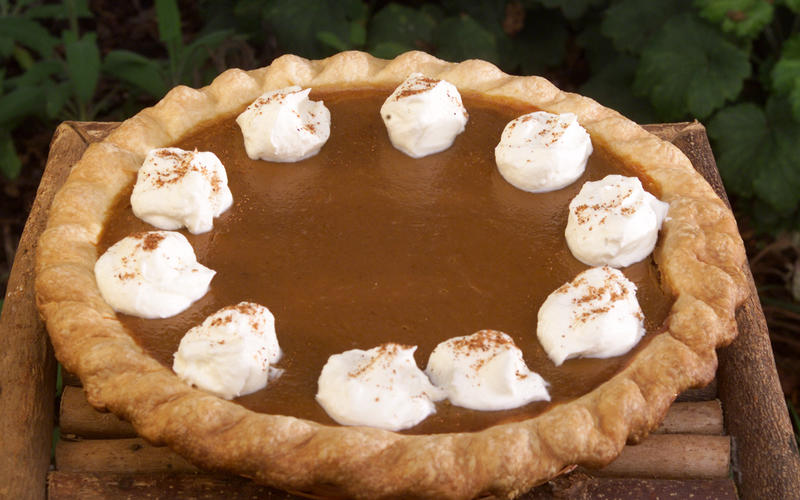 A Veritable Pumpkin Pie